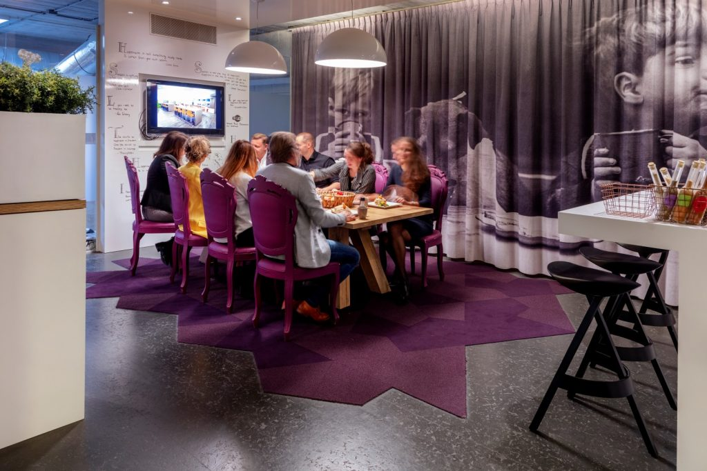 Cluhuis Rever-Meeting Depot